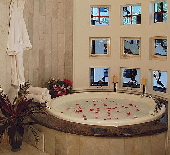bain à remous