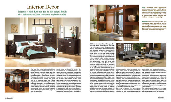 Magazine deco maison jardin for Deco design magazine