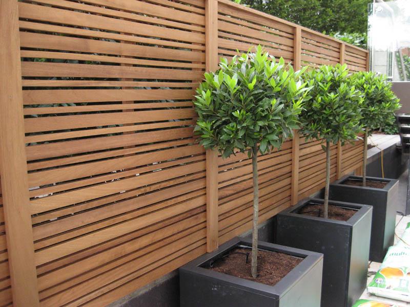 les murs cl tures et treillages maison jardin. Black Bedroom Furniture Sets. Home Design Ideas