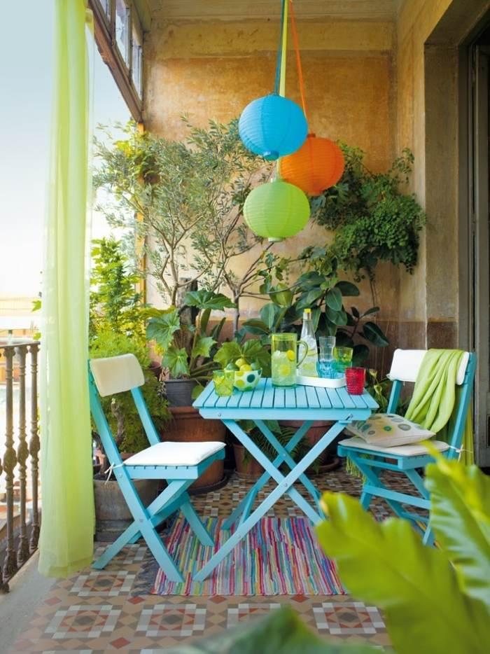 Maison jardin - Petit jardin balcon ...