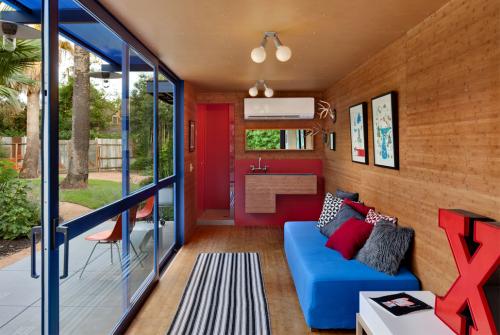 Am nager un container en maison maison jardin for Maison container green habitat