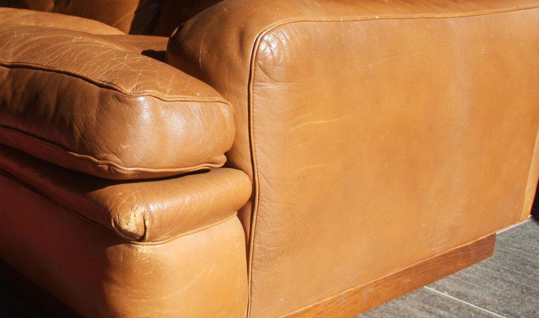 Comment entretenir le mobilier en cuir maison jardin for Comment teindre un canape en cuir