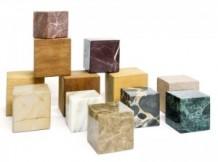 Les matériaux nobles dans la déco : le bois, le marbre et les métaux