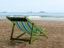Les beaux jours arrivent, sortez les chaises longues