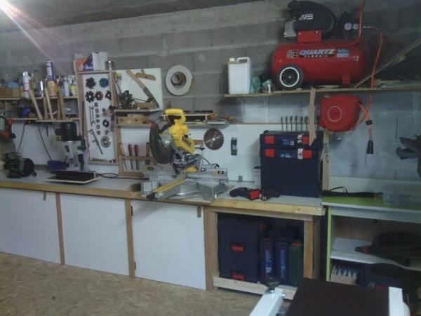 Favori Construire un atelier : les points importants - Maison & Jardin MF02